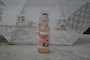 Leedri-rabarberi limonaad